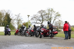 30 april - Motortoertocht