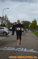 24 april - Fakkelrun
